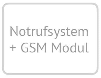 Notrufsystem und GSM Aufzug Aufzugsnotrufsystem